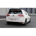 Becquet VW Golf 7 Gti Clubsport