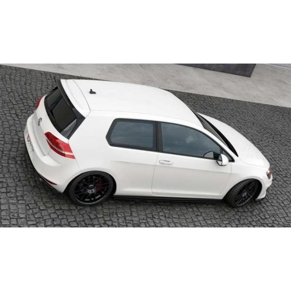 Becquet VW Golf 7 Gti Clubsport