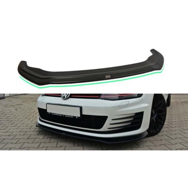 Lame Pare Choc avant V.2 Golf 7 GTi