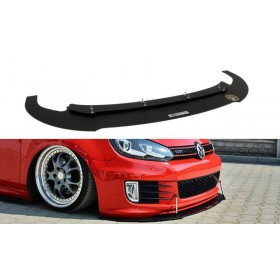 Lame Pare Choc Golf 6 GTi 35Th avec tirants
