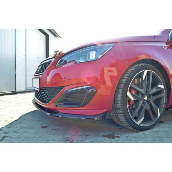 Lame Pare Choc avant V.2 Peugeot 308 Gti