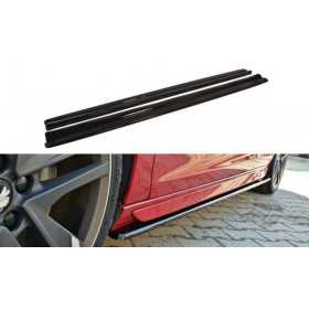 Extensions bas de caisse 308 GTI