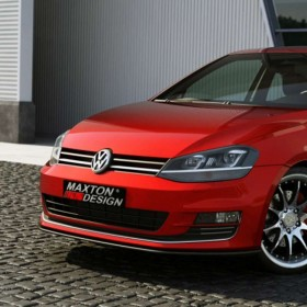 Lame Pare Choc avant VW Golf 7
