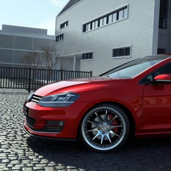 Lame Pare Choc avant VW Golf 7