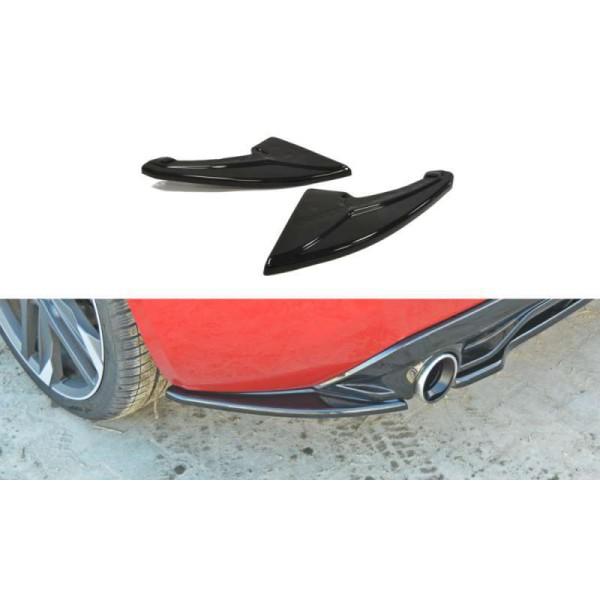 Lames Pare Choc arrière 308 GTi