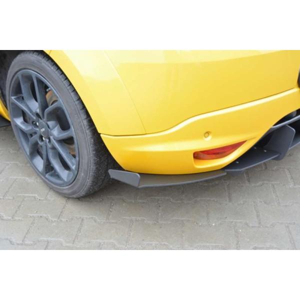 Rajouts Pare Choc arrière Megane 3 RS