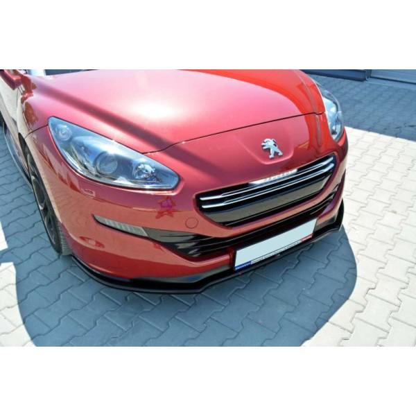 Rajout Pare Choc Peugeot RCZ Phase 2