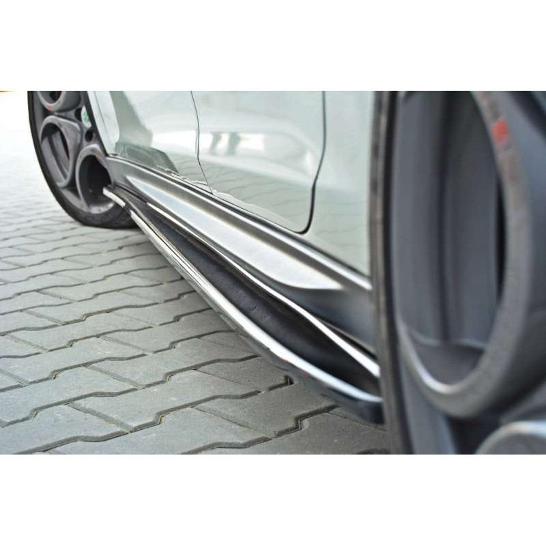 Extensions bas de caisse Alfa Giulietta