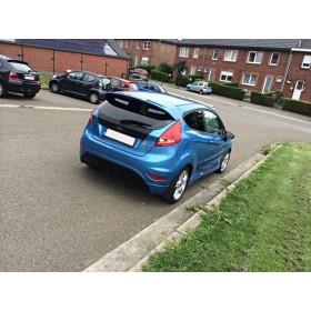 Rajout pare-choc arrière Fiesta MK7