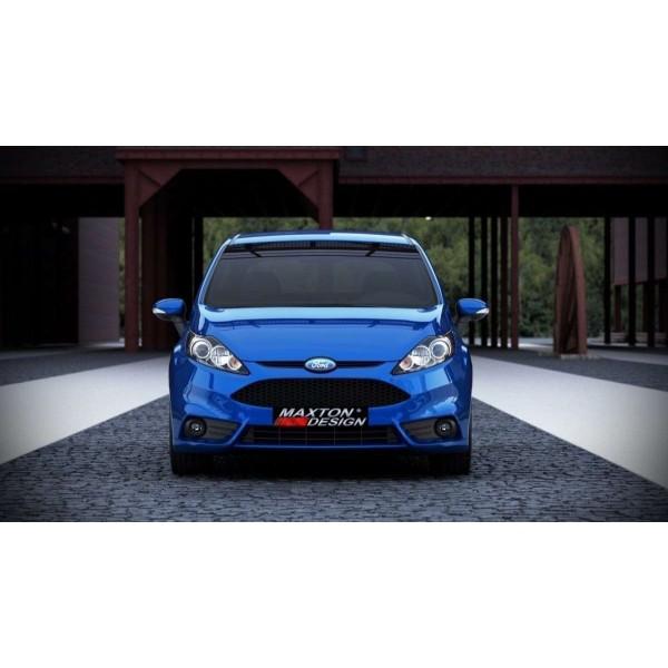 Pare choc avant Look ST Fiesta Mk7