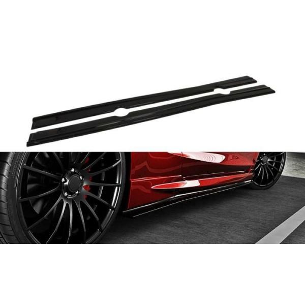 Rajouts bas de caisse Fiesta ST Mk7