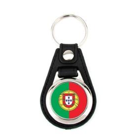 Porte-clé simili cuir Portugal