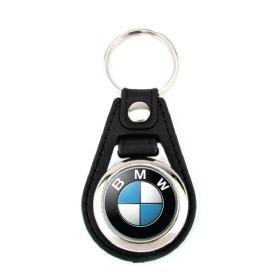 Porte-clé simili cuir Bmw