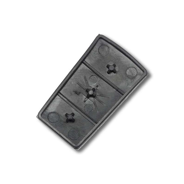 Bouton 3 touches clé plip Cayenne