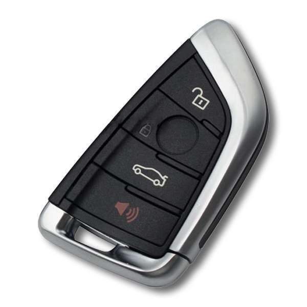 Coque de clé BMW X5, X6