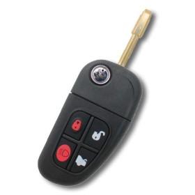 Coque de clé Jaguar X-Type / S-Type