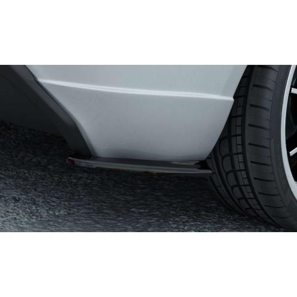 Rajouts Pare-choc arrière Fiesta ST / ST Line