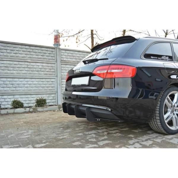 Diffuseur Pare choc arrière Audi A4-B8