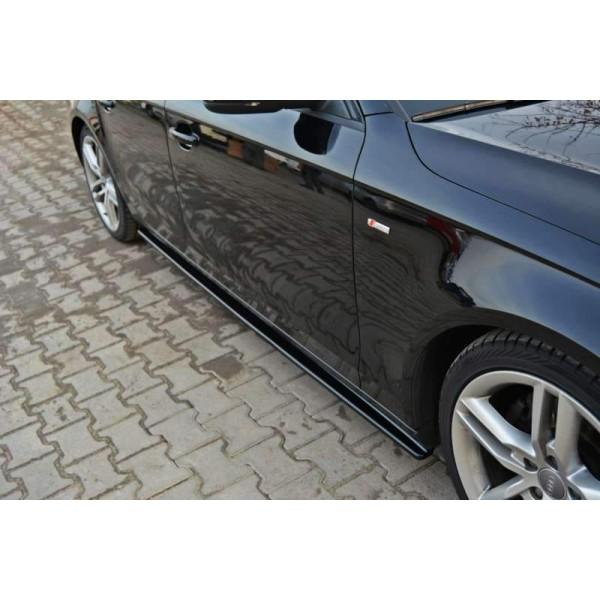 Rajouts bas de caisse Audi A4-B8