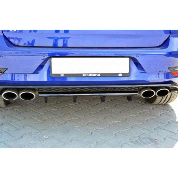 Diffuseur d' air arrière VW GOLF 7-R