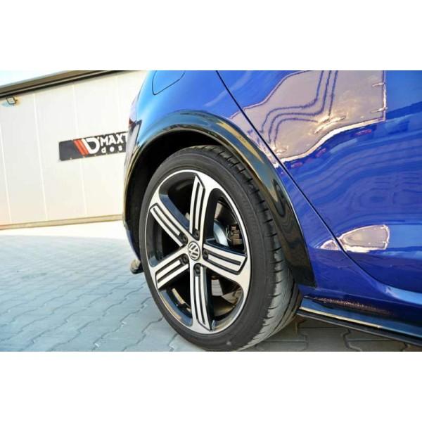 Set extensions d'ailes VW Golf 7-R