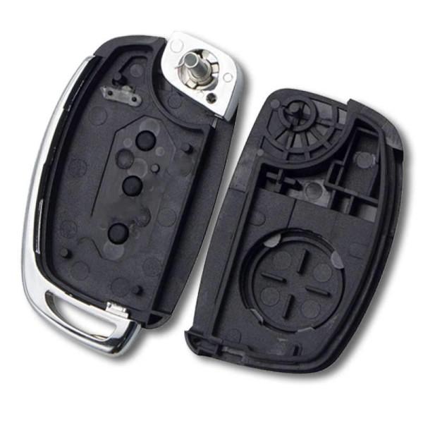 Coque clé Hyundai Elantra, Genesis