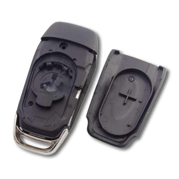 Boitier clé 3 boutons Ford Ka+, Fiesta