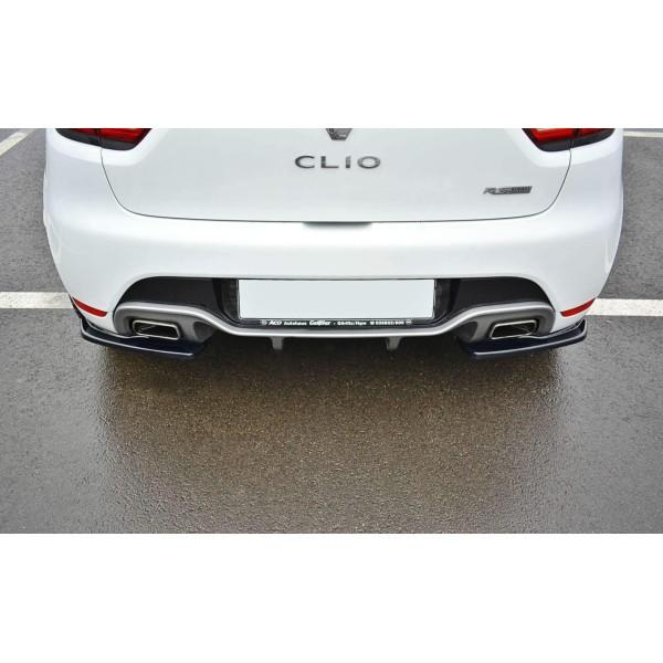 Rajouts de pare-choc arrière Clio 4 RS