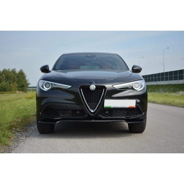 Lame pare-chocs avant V.1 Alfa Romeo Stelvio