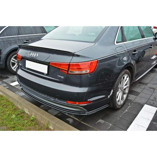 Rajout pare-chocs Arriere Audi A4 B9 S-Line