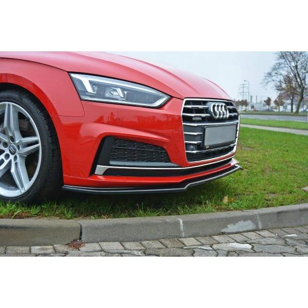 Lame pare-chocs avant V.1 Audi A5 F5 S-Line