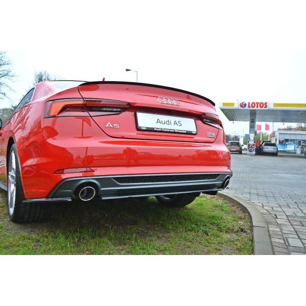 Diffuseur Arriere Audi A5 F5 S-Line