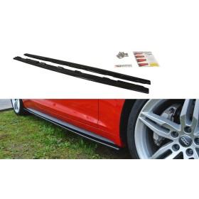 Paire de Diffuseurs Bas de Caisse Audi A5 F5 S-Line
