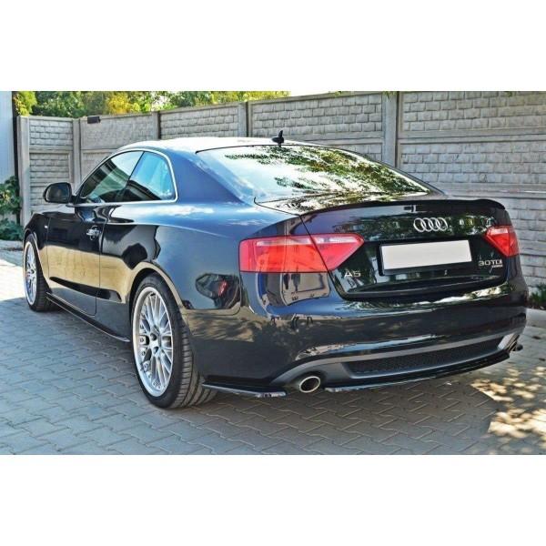 Rajout pare-chocs Arriere Audi A5 S-Line