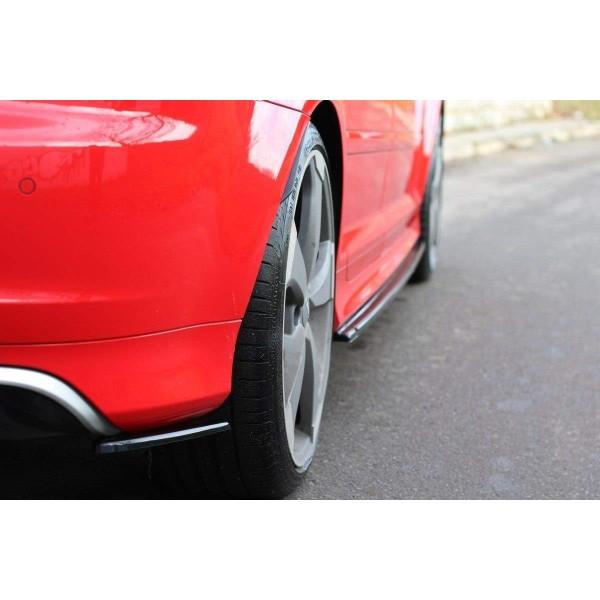 Rajout pare-chocs Arriere Audi Rs3 8P
