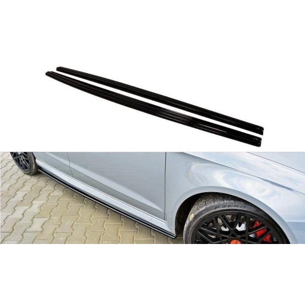 Paire de Diffuseurs Bas de Caisse Audi Rs3 8Va