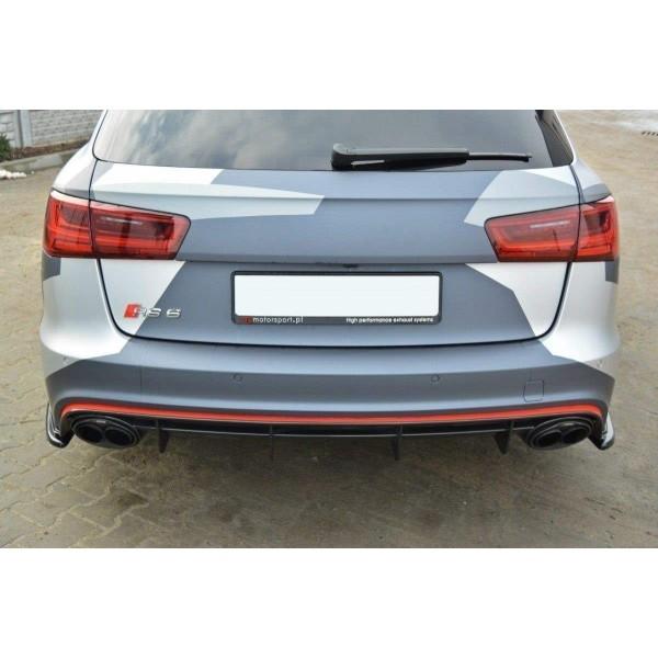 Rajout pare-chocs Arriere Audi Rs6 C7