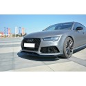 Lame pare-chocs avant V.2 Audi Rs7 Facelift