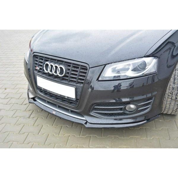 Lame pare-chocs avant V.1 Audi S3 8P (Facelift Model)