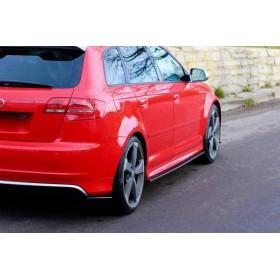 Paire de Diffuseurs Bas de CaisseAudi S3 8P (Facelift Model)