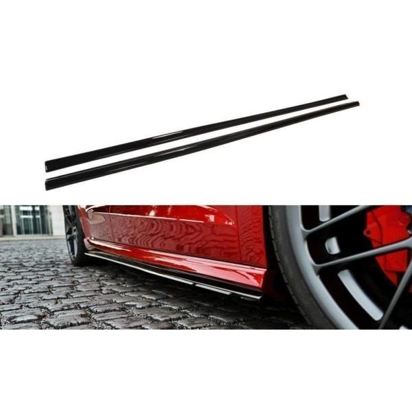 Paire de Diffuseurs Bas de Caisse Audi S3 Sportback