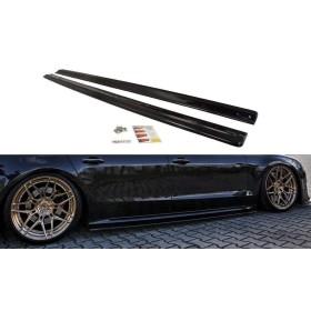 Paire de Diffuseurs Bas de Caisse Audi S8 D4