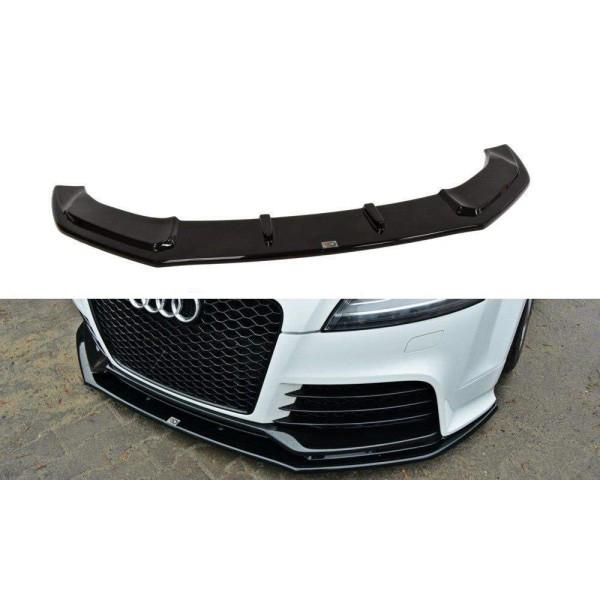 Rajout, lame pare-chocs Avant Audi TT Mk2 Rs